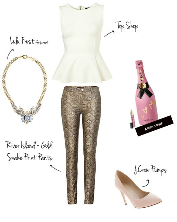 WHAT TO WEAR: THE HOLIDAY PARTY