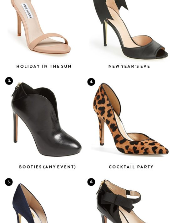 PARTY SHOES: UNDER $150