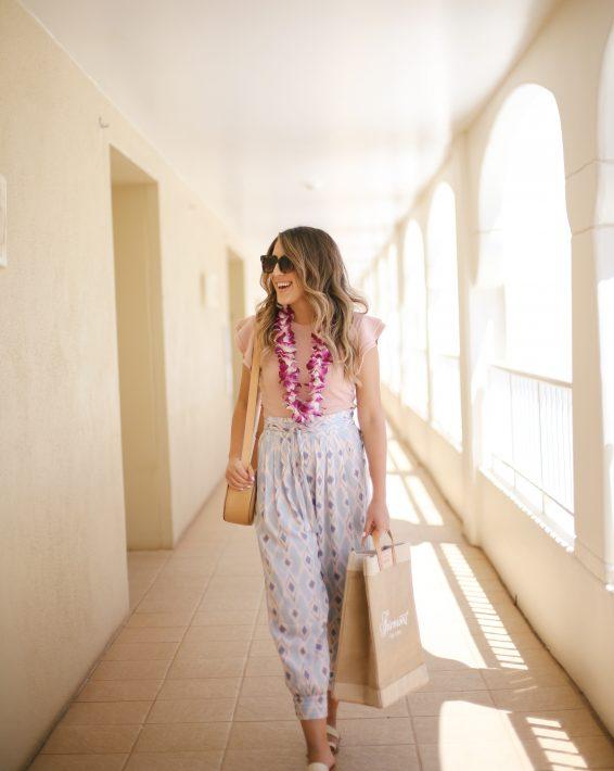 TRAVEL OOTD + HAWAII UPDATE