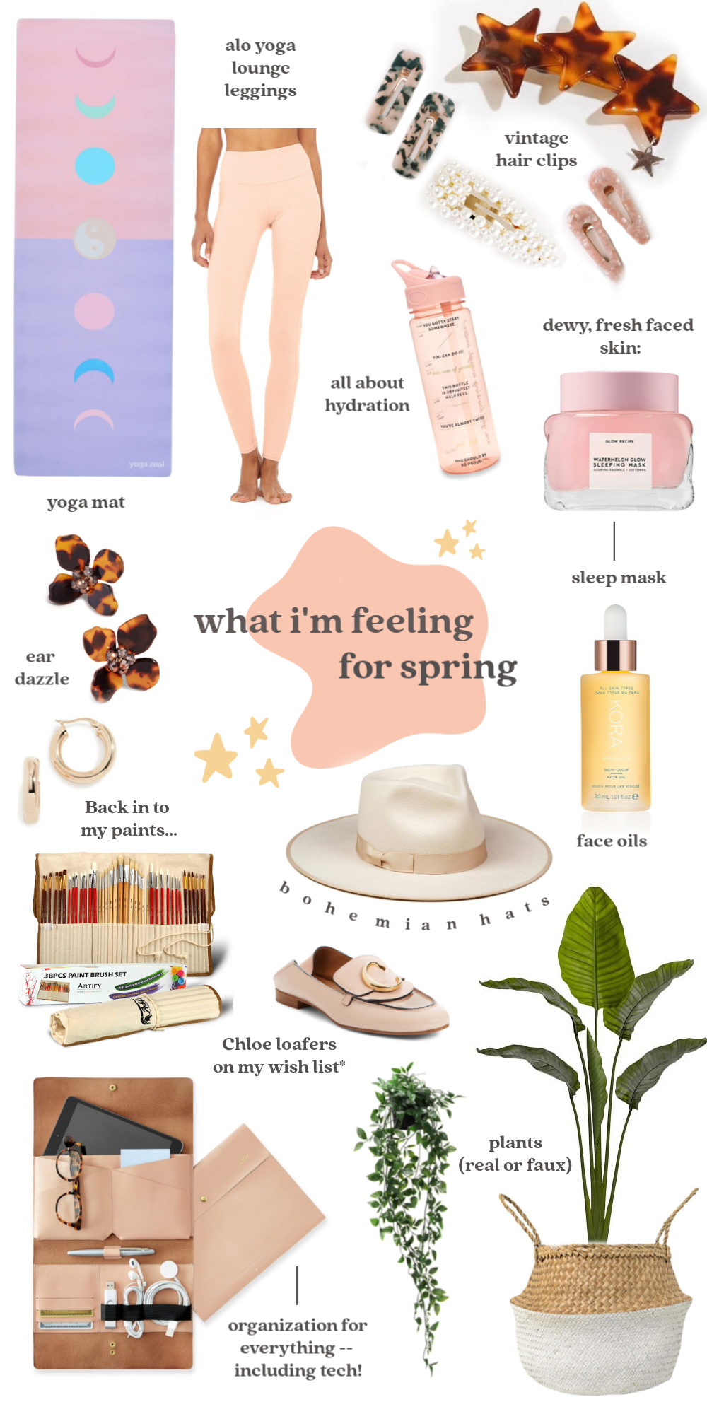 spring-faves