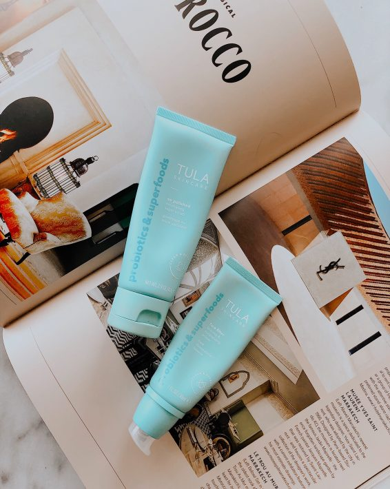 I tried (only) Tula skincare for a week and this is what happened…