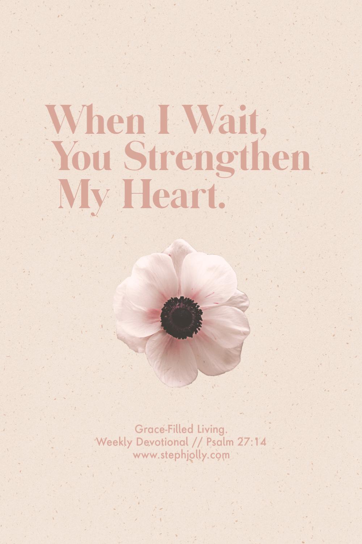 StrengthenMyHeart