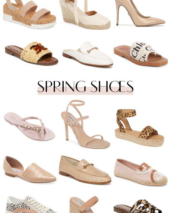 Spring Shoes I'm Loving