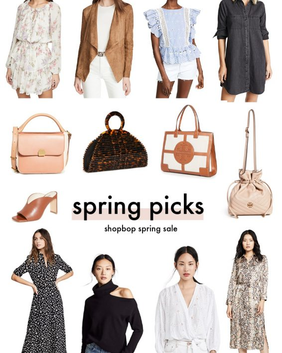 Best Of The Shopbop Spring Sale