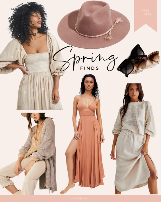 Spring Finds From Places I Like To Shop