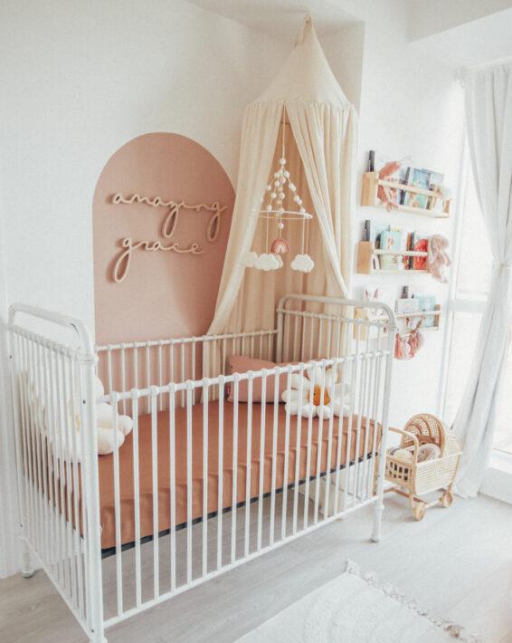 Gracie's Nursery Tour