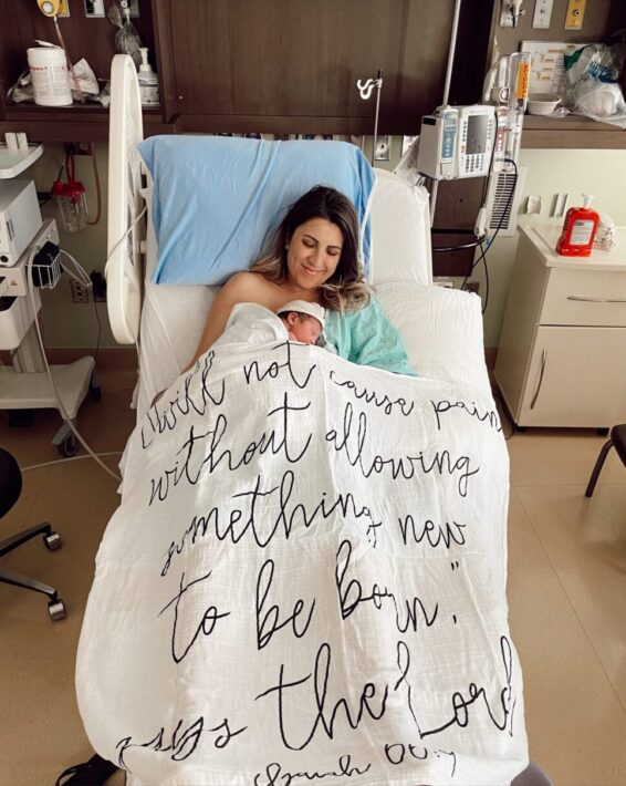 Our Grace Selah's Birth Story
